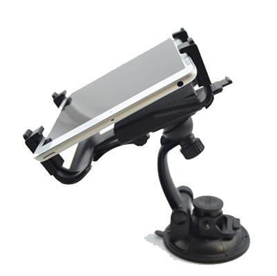 Universal Tablet Car Mount 2.0 — поставка за стъклото за кола за iPad, Galaxy Tab и таблети от 8 до 11 инча - 1