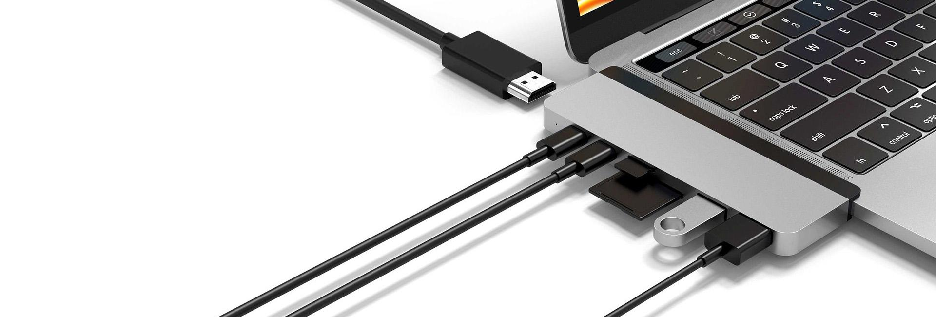 USB хъбове