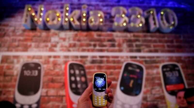 Новият Nokia 3310 фокусира вниманието в Барселона