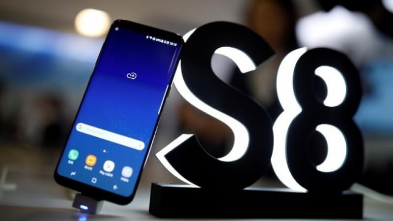 Предварителните поръчки на Samsung Galaxy S8 надминаха тези на S7