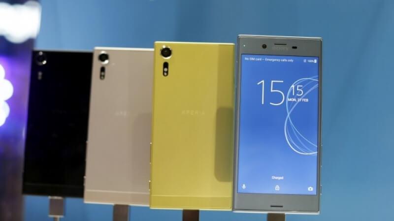 Sony поставя акцент върху видеото с новите си смартфони