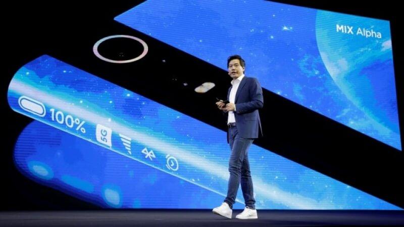 Xiaomi влиза в 5G битката с нов телефон с огъващ се екран